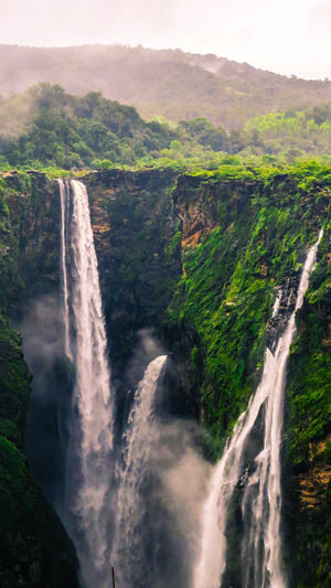 "Fall in love with ""Jog Falls"" #fallsofsouthIndia#photoblog"