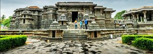 Hoysaleshwara temple,an architectural wonder of Karnataka!#Halebidu#monuments#offbeat#destination