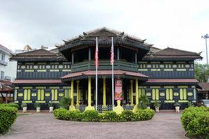 Istana Jahar Jalan Sultan Kota Bharu Kelantan Malaysia 1/undefined by Tripoto