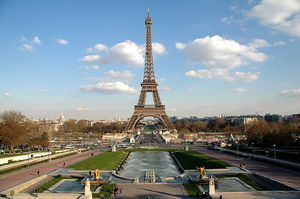Paris: A Trip I Would Love to Take My Wife On