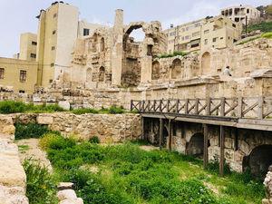 Roman Nymphaeum Amman 1/undefined by Tripoto
