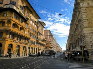 La Città Eterna: Roma