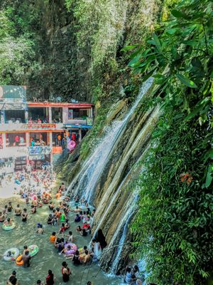 Adventurous trip to Mussourie in monsoon