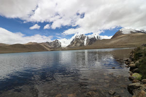 SOULFUL SIKKIM : Part II : Lachen - Gurudongmar Lake - Lachung- Yumthang Valley- Gangtok