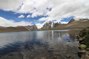 SOULFUL SIKKIM : Part II : Lachen - Gurudongmar Lake - Lachung- Yumthang Valley- Gangtok