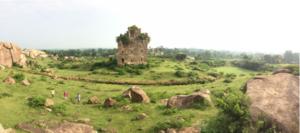 Journey to the unheard history of Chotanagpur : Navratnagarh, Gumla, Jharkhand