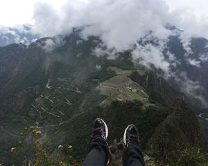 """The Hike of Death"" - Huayna Picchu"