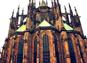 St. Vitus Cathedral 1/3 by Tripoto