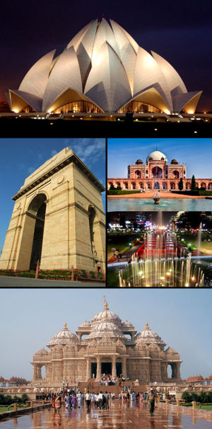 Visiting Delhi – A Quick Fact File