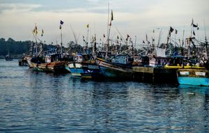 Malpe Fishing Harbour 1/1 by Tripoto
