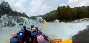 Kundalika river rafting at Kolad