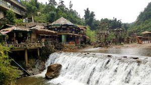 Cat Cat village - An ethnic village in North West Vietnam