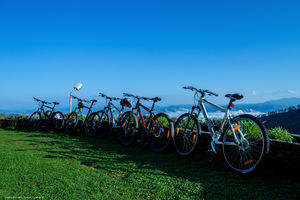 Pedal your way across the Kumaon Hills