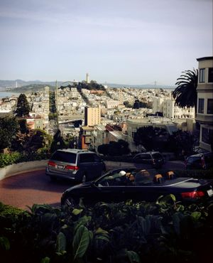Lombard Street 1/2 by Tripoto