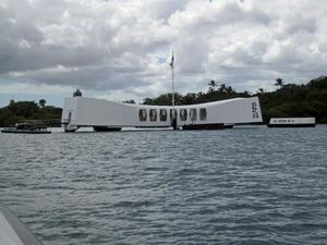 USS Arizona Memorial 1/5 by Tripoto
