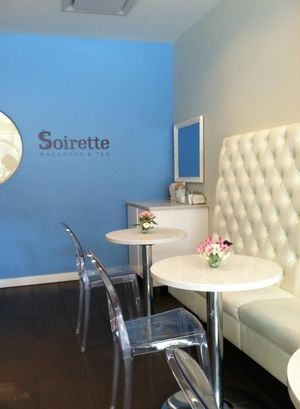 Soirette Macarons & Tea 1/4 by Tripoto