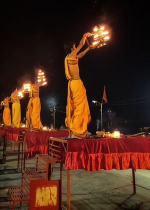 The divinity of Ma Narmada !