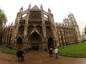 Westminster Abbey 1/4 by Tripoto