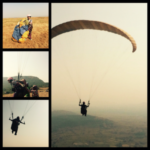 Soar Through The Sky In Kamshet