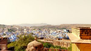 Travel makes one modest. You see what a tiny place you occupy in the world #Rajasthan#Jodhpur#