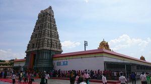 Balaji.1/2 day trip from Pune