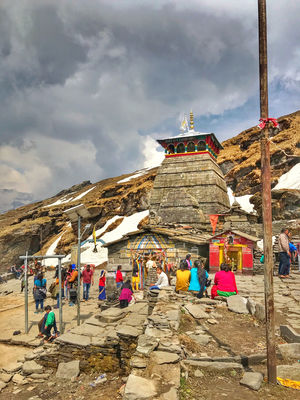 One Of The Panch Kedar ~ Tungnath temple