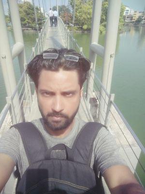Roaming randomly in Colombo despite 40 degree Celsius    #SelfieWithAView #TripotoCommunity