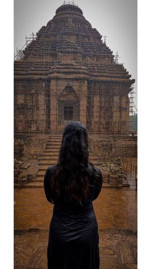 A trip to Odisha #puri #konark
