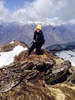 Pangarchulla Peak 1/11 by Tripoto