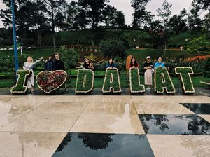 DALAT THE CITY OF ETERNAL SPRING!????