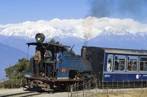 Darjeeling Himalayan Railway 1/undefined by Tripoto