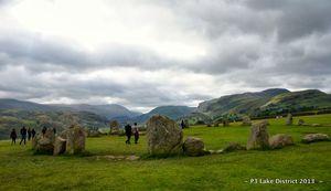 U.K - # Lake District - The beautiful U.K countryside