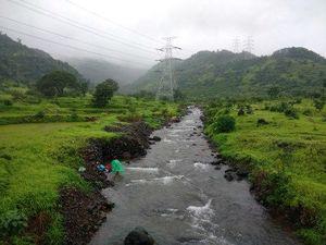 Trek to Peb Fort, Vikatgad, Maharashtra #maharshtratreks