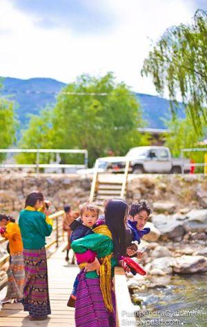 Bhutan: The Magical land of Thunder Dragon