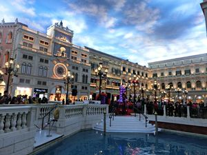 The Venetian Macao 1/8 by Tripoto