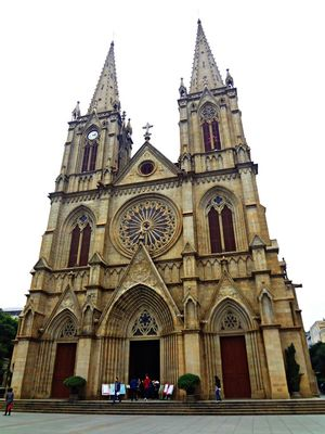 Sacred Heart Cathedral 1/undefined by Tripoto