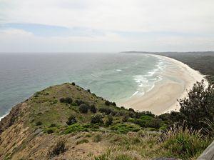 Cape Byron Lighthouse 1/10 by Tripoto