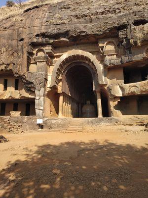 Bhaja cave near Lonavala