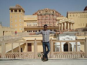 Jaipur Trip (April-17)