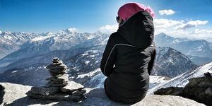 A winter trek to Kedarkantha