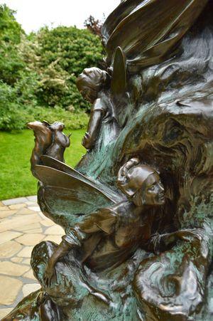 A Magical Visit to Kensington Gardens