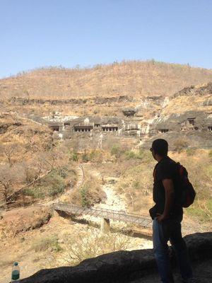 Aurangabad, Maharastra-Ajantha caves