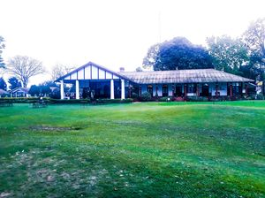 A Tea estate paradise Kaziranga Golf Resort ; Jorhat