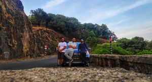Konkan Tripling Roadtrip