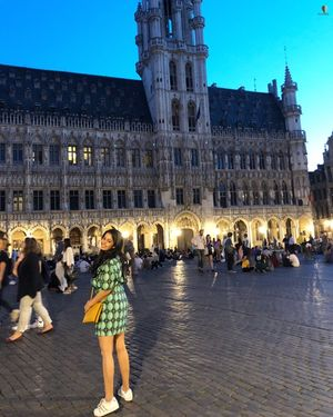 A Solo Traveler's Guide to Brussels