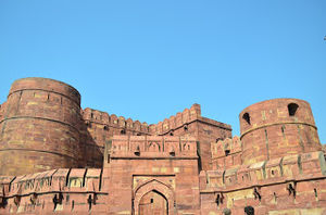 Agra Fort: A city in the City of Taj