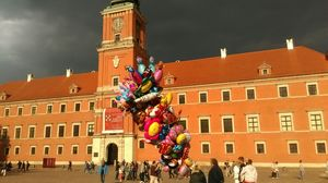 Trip to Warsaw, Poland