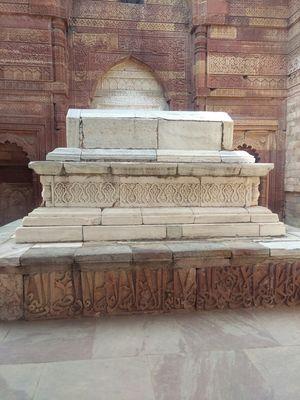 Qutab Complex.. Heritage of India.