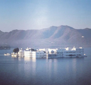 The City of Lakes: Udaipur