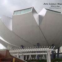 Art Science Museum Singapore 2/2 by Tripoto